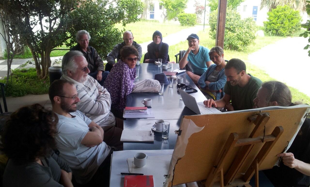 TRISE-konferensen i Aten, 2014.
